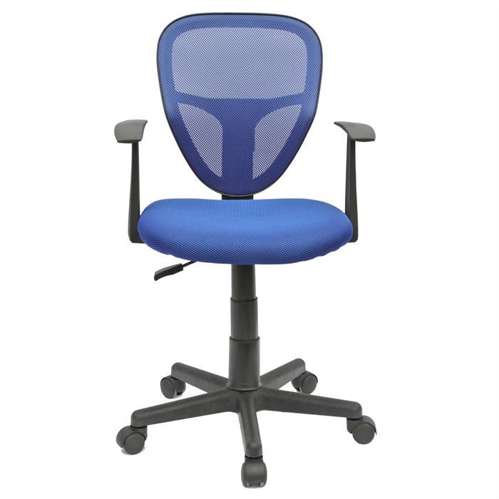 Chaise de bureau pour enfant STUDIO, bleu