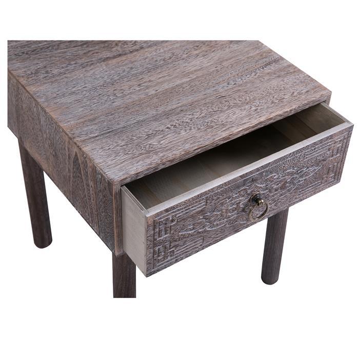 Table de chevet CARLO, 1 tiroir