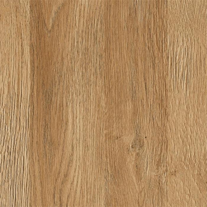 Chevet suspendu FLORENT, en mélaminé décor chêne sauvage