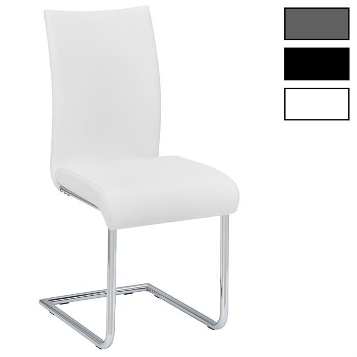 Lot de 4 chaises ALADINO, en synthétique