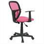Chaise de bureau pour enfant STUDIO, rose