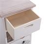 Chiffonnier SALVA, 4 tiroirs, blanc
