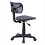 Chaise de bureau pour enfant MILAN, gris
