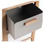 Commode APACHE, 2 x 2 caisses en métal